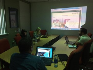 Wordpress Training For YMCA